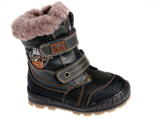 зимняя обувь - Обувь по сезонам